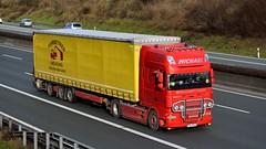 D - Uwe Michael DAF XF 105 SSC (BonsaiTruck) Tags: truck michael lorry camion trucks 105 uwe lastwagen daf lorries lkw xf lastzug
