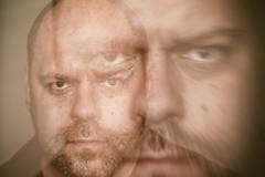 Self Portrait (John Fenner) Tags: portrait self nikon exposure 85mm double collection d750 nik nikkor f18 selfie afd