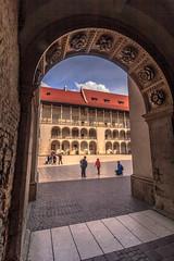 Wawel Castle (davecurry8) Tags: castle poland krakow wawel