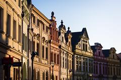 Hradec Kralove Old Town (@Tuomo) Tags: sunset pen czech olympus oldtown zuiko hradeckralove ep5 45mm18 olympus45mmf18