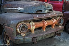 Ford USA (Kool Cats Photography over 7 Million Views) Tags: classic ford oklahoma truck photography rusty pickup bumper grille ef24105mmf4lisusm canoneos6d