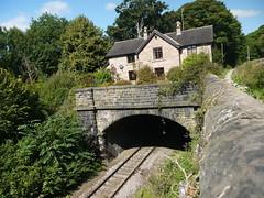 Whatstandwell Tunnel (Worthing Wanderer) Tags: summer river canal nationalpark derwent derbyshire peakdistrict sunny september valley cromford derwentvalleyheritageway
