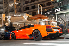 Dat Wing! (ExoticsofGermany) Tags: night marina 50mm dubai walk sony garage uae huracan a33 bull racing emirates arab tuning lamborghini dmc jumeirah yas lambo explored sal50 aventador