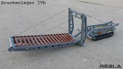 Brckenleger IVb (main) (Rebla) Tags: world 2 scale war tank german layer 135 brigde ivb brckenleger rebla
