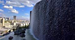 Milad Tower Yard - Tehran (daniyal62) Tags: tower landscape cityscape iran lg tehran nexus milad 5x
