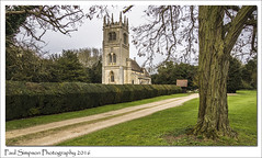 St Oswald, Blankney, Lincolnshire (Paul Simpson Photography) Tags: tree history church nature spring religion churches lincolnshire hedge blankney stoswald villagechurch photosof imageof photoof northkesteven imagesof sonya77 paulsimpsonphotography april2016