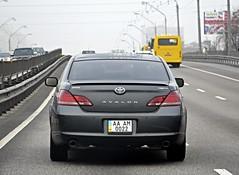 AA0022AM (Vetal 888 aka BB8888BB) Tags: ukraine toyota kyiv aa avalon licenseplates    aa0022am