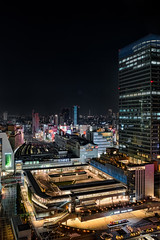 - South side (uemii2010) Tags: longexposure japan architecture night lights tokyo cityscape shinjyuku 100tokyo cooljapan andtokyo sigmadp1merrill
