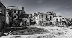 Poggioreale 3 (VincenzoGuasta) Tags: town earthquake ruins ghost fantasma rubble citt rovine terremoto poggioreale