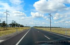 DSCN2217 (LoxPix2) Tags: road storm mountains bird river duck scenery farm hill australia brisbane mirage powerstation roadtrain lockyervalley loxpix