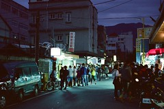 000463500009 (o331128) Tags: life city travel night photography nikon taiwan   hualien    negativecolorfilm