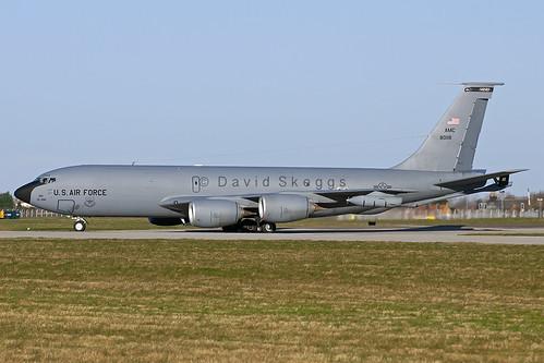58-0118 KC-135R Stratotanker - 92ndARW/AMC - Fairchild AFB, WA