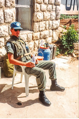1992 UNIFIL - Rest as often as you can! (Normann Photography) Tags: lebanon middleeast un service 1992 peacekeepers libanon norwegianarmy unifil unitednationsinterimforcesinlebanon fntjeneste kontigent29 contingent29