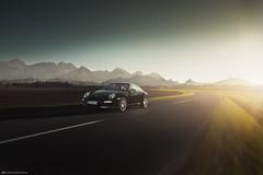 Porsche 911 Carrera S (Christian Motzek) Tags: sunset award automotive turbo porsche winner supercar carrera