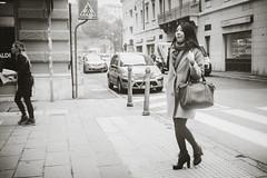Italy Trieste (Epsilon68 - Street and Travel Photography) Tags: street travel urban blackandwhite bw italy monochrome blackwhite fuji ngc it fujifilm trieste friuliveneziagiulia  noireblanc fujix fujixt1