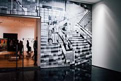 NYC: MoMA (ddoepkephoto) Tags: nyc newyorkcity trip vacation college lines museum architecture canon geometry moma museumofmodernart vsco t6i vscocam ddoepkephoto canont6i