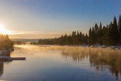 Snake River-7239 (Gordon McDaniel Images) Tags: morning mist snow river dawn early snake fork steam idaho henry snakeriver henrysfork
