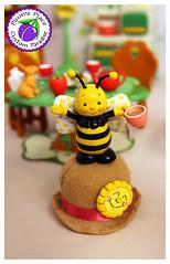 Custom_T_N_Honey_Doll_10 (Plum's Place) Tags: tn tea ooak honey strawberryshortcake shortcake vintagetoys ooakdoll retrotoys 80stoy teaandhoney plumsplacecustoms