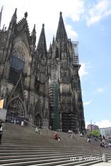 01-IMG_7874 (hemingwayfoto) Tags: flickr dom kln treppe architektur panther bauwerk weltkulturerbe katholisch gotisch wahrzeichen christentum knipskiste