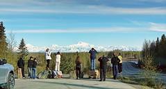 Denali Vista - Alaska (JLS Photography - Alaska) Tags: morning people mountain mountains alaska america landscape landscapes spring scenery outdoor tourist hunter denali foraker lastfrontier alaskalandscape jlsphotographyalaska