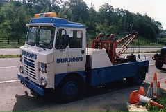 Burrows Recovery (Burrows Recovery) Tags: truck 600 vehicle heavy holmes recovery burrows foden