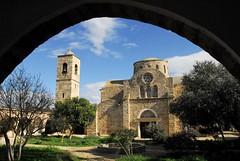 Cipro (kizeme) Tags: europa convento cipro soe sanbarnaba salamina discoveryphotos