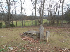 Major William Russell Grave (jimmywayne) Tags: cemetery graveyard rural general alabama historic antebellum russellville newburg franklincounty williamrussell dentonhollow