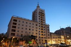Edificio La Equitativa (Landahlauts) Tags: arquitectura andalucia costadelsol andalusia andalusien malaga andalousie malaka andalusie andaluzia andalusi  andaluzja andaluzio  xpro1   endls   endulus malaq     comarcametropolitanademalaga andalouzia andalusiya  fujifilmxpro1 nf