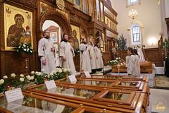 47. Соборное богослужение в Лавре
