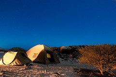 Night at Desert (cheruvadiyan) Tags: sky sand desert saudi saudiarabia   addahna