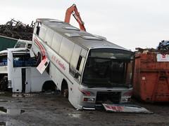 J730 KBC (markkirk85) Tags: new bus ex buses kbc dennis 35 coaches southsea paramount hanmer javelin plaxton gha 91991 j730 j730kbc