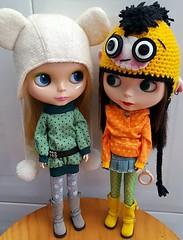 Eyra & Boo