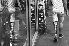 (Hasintox) Tags: tattoo melbourne reflejo reflexion protesis