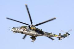 Mi-35 Czech AF (Rob Schleiffert) Tags: hind tigermeet kecskemet mi24 czechairforce mi35