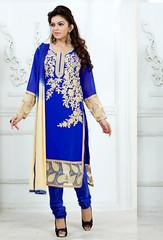 Blue Georgette Straight Suit With Churidar Salwar (nikvikonline) Tags: blue fashion women suit frock colorblue casualwear salwarkameez partywear womenswear dailywear bluerock womenclothing fashiondress salwarsuit womenfashion bluewear onlinewomens stylishsuits bluesalwar pakistanisuit pakistaniwear pakistanisalwarsuit stylwear bluekameez