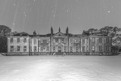 newhails snowmono (Mike Clark 100) Tags: house snow scotland mansion mikeclark eastlothian musselburgh newhails