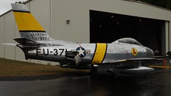North American NA-176 F-86F-25-NH Sabre at New England Air Museum (J.Comstedt) Tags: aircraft aviatio new england museum bradley airport windsor locks ct usa nothamerican sabre f86 usaf 5113371 air johnny comstedt