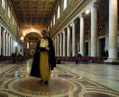 Nave, Basilica of Santa Maria Maggiore, Rome