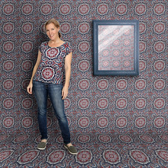 the patterns of our lives (YetAnotherLisa) Tags: portrait self pattern jeans casual 365 repeat repeating odc jeabs day8366 8jan16 366the2016edition 3662016 yetanotherlisa2016
