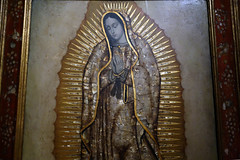 Virgin of Guadalupe, late 17th century