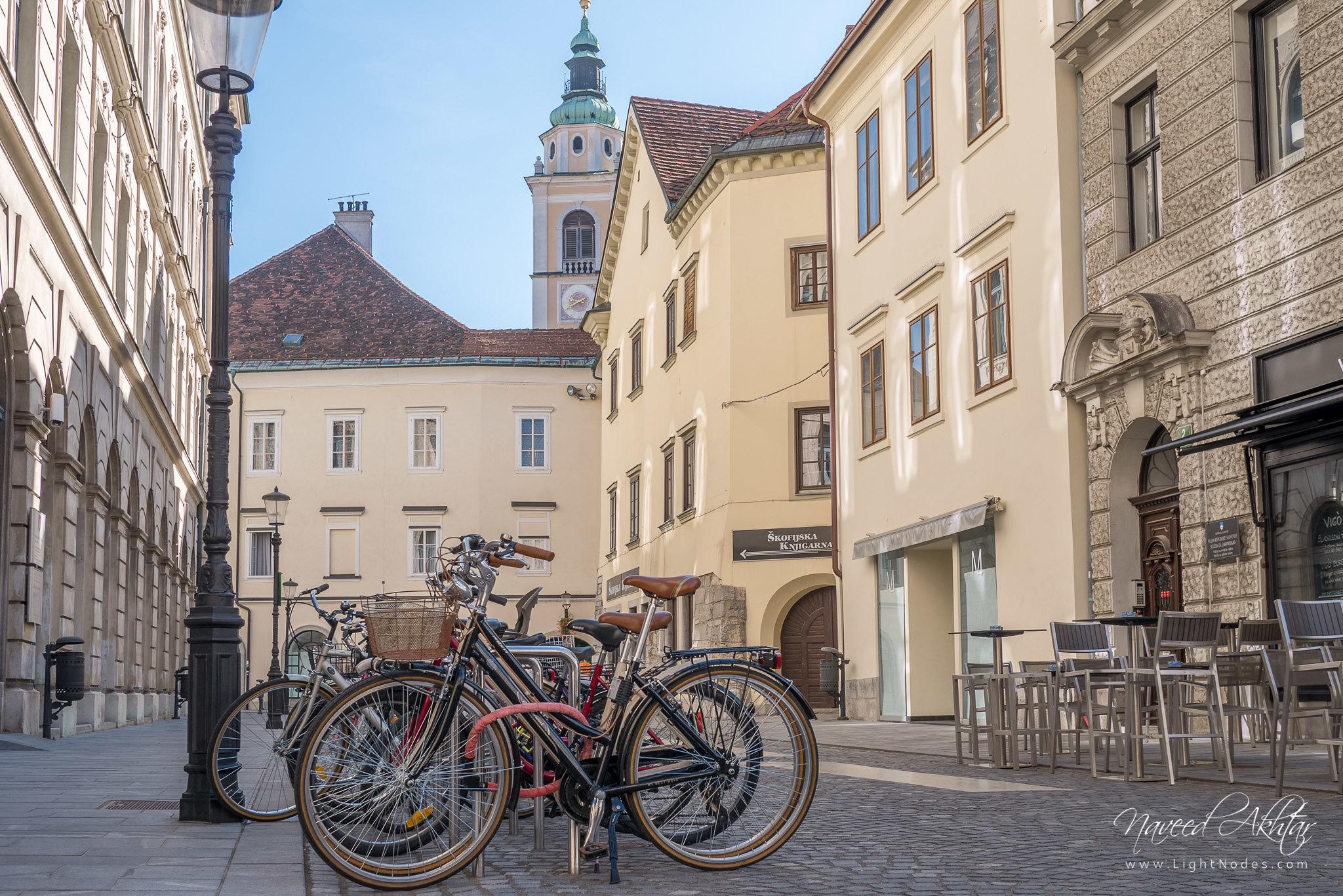 Ljubljana, Slovenia in Ljubljana, Ljubljana with Panasonic DMC-GX7