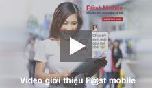 Dịch vụ Mobile banking – F@st Mobile