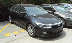 Qoros 3 sedan China 2015-04-10 (NavDam84) Tags: 3 sedan dealership qoros qoros3 vehiclesinchina carsinchina vehiclesinwuhan carsinwuhan