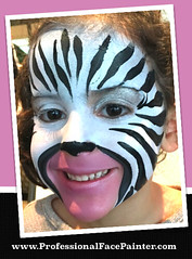 Face Painting Zoo Animals. (professionalfacepainter) Tags: party face animal animals kids carson children zoo la kid child parties entertainment socal corona painter zebra entertainer missionviejo orangecounty anaheim themed oc danapoint costamesa fullerton norco brea gardengrove zebras lakeforest eastvale facepainted rsm southcounty ranchosantamargarita professionalfacepainter