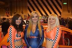 Grid Girls (jambox998) Tags: ladies girls sexy smile cat pretty suit clevage blond pr lycra autosport 2016 promot