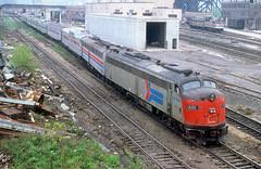 Amtrak E9 430 (Chuck Zeiler) Tags: railroad train amtrak locomotive e9 430