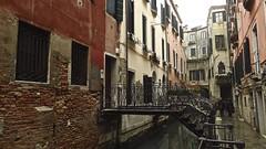 Venedig, I (doro 51) Tags: venice balcony balkon facades kanal venezia venedig channel gondel fassaden 2016 dorophoto
