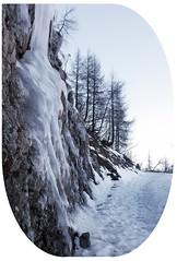 frozen waterfall (kaleidoskopspeicher) Tags: mountain outdoor berge ontour eiskristalle icecristals