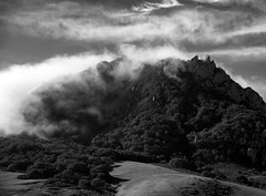 Mountain Fog I _ bw (Joe Josephs: 2,600,180 views - thank you) Tags: california blackandwhite mountains weather fog clouds landscape foggy fineartphotography blackandwhitephotography travelphotography californialandscape landscapephotography foggyweather outdoorphotography fineartprints joejosephsphotography