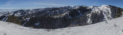 Super condor panorama (BeaUtahful) Tags: winter snow mountains snowboarding outdoors utah parkcity